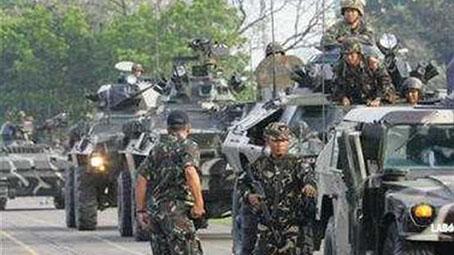 菲律宾军方在南部打死15名武装分子