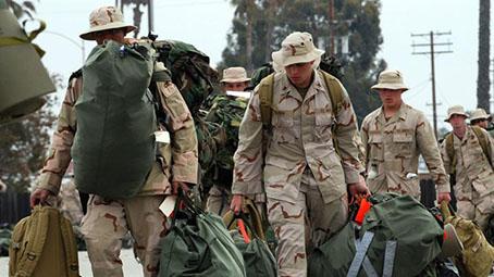 美海军陆战队拟以奖金等方式吸引老兵归队