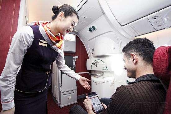 同航班旅客可互查飞行记录 被质疑泄露旅客隐私