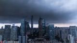请注意!广州10区暴雨预警信号仍生效,学生可暂不出门上学