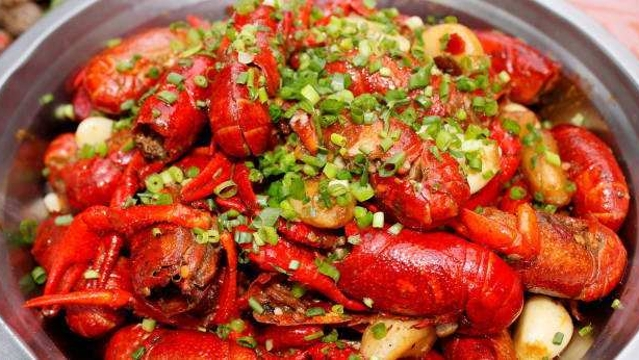 强!2017年小龙虾全社会经济产值约2685亿元