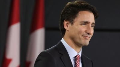 无视特朗普抨击 欧盟力挺加拿大总理特鲁多