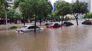 警方提醒!下雨天避开广州这46个易水浸路段