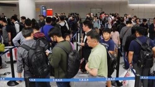国家移民管理局:18日起中国公民出入境排队将不超30分钟