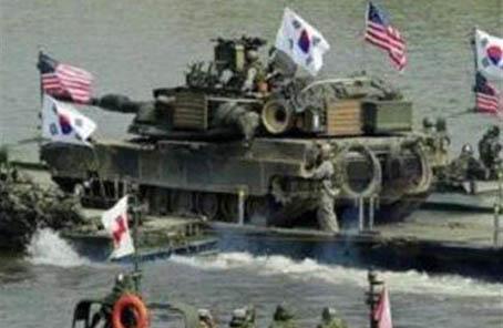 """美国宣称美韩联合军事演习""""无限期暂停"""""""
