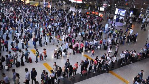 端午小长假广铁运客逾640万人次 昨日迎来返程客流高峰
