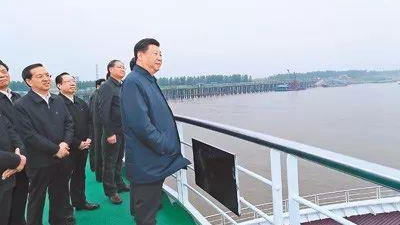 习近平心中的长江经济带新路子什么样?