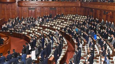 日本众院通过赌场法案 或本周交由参院审议