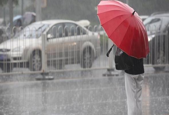 暴雨蓝色预警继续发布 广东中北部?将有强降水天气