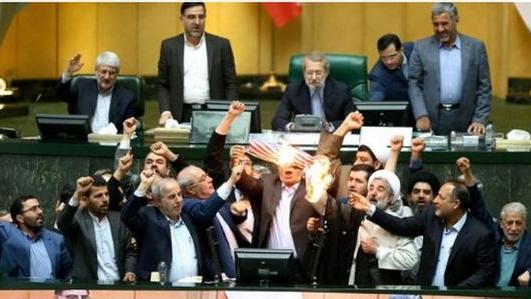 """不需要 不想谈 不满意 伊朗一天""""三连拒"""""""