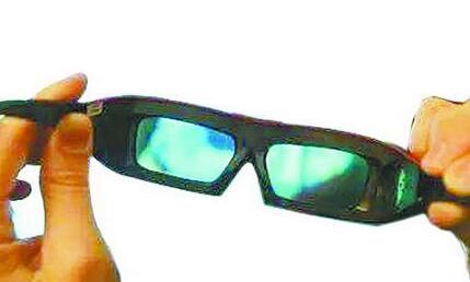 因一副3元钱3D眼镜 律师告影院 官司打赢了