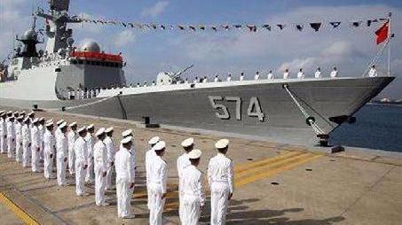 """东海舰队某支队:跨省轮休,让""""520""""不再遥远"""