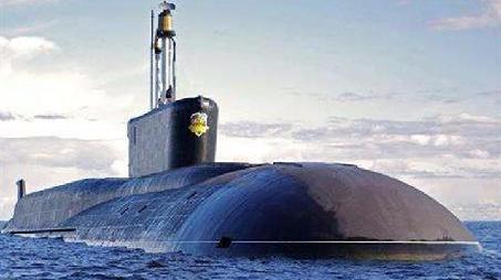 """""""哈斯基""""级核潜艇是怎样一种""""大杀器"""""""