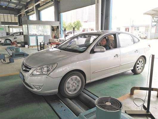 广州车辆年审可先发证后审核 近百万车主将受惠