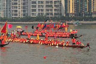 广州国际龙舟邀请赛明天开赛
