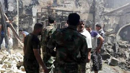 喀麦隆英语区84名军警遇袭身亡