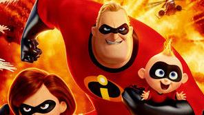 《超人总动员2》上映 超人家庭开启全新冒险
