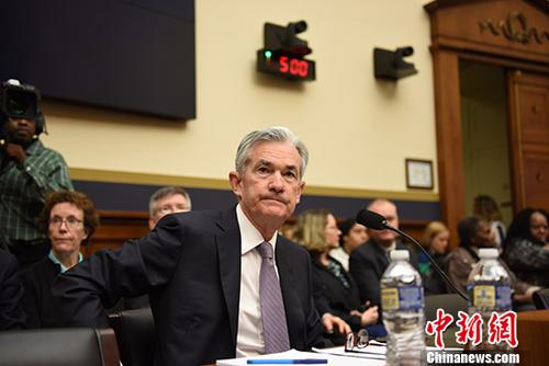 美联储宣布加息25个基点 鲍威尔:经济运行非常好