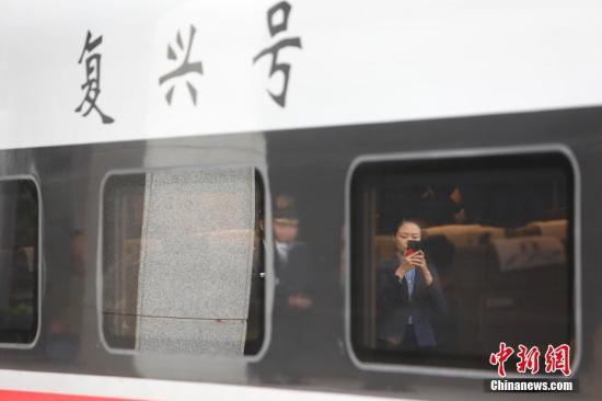 7月起铁路将实施新列车运行图 北京再增12.5对复兴号