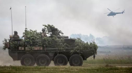 加强对俄防御!北约军队大幅缩短兵力部署时间