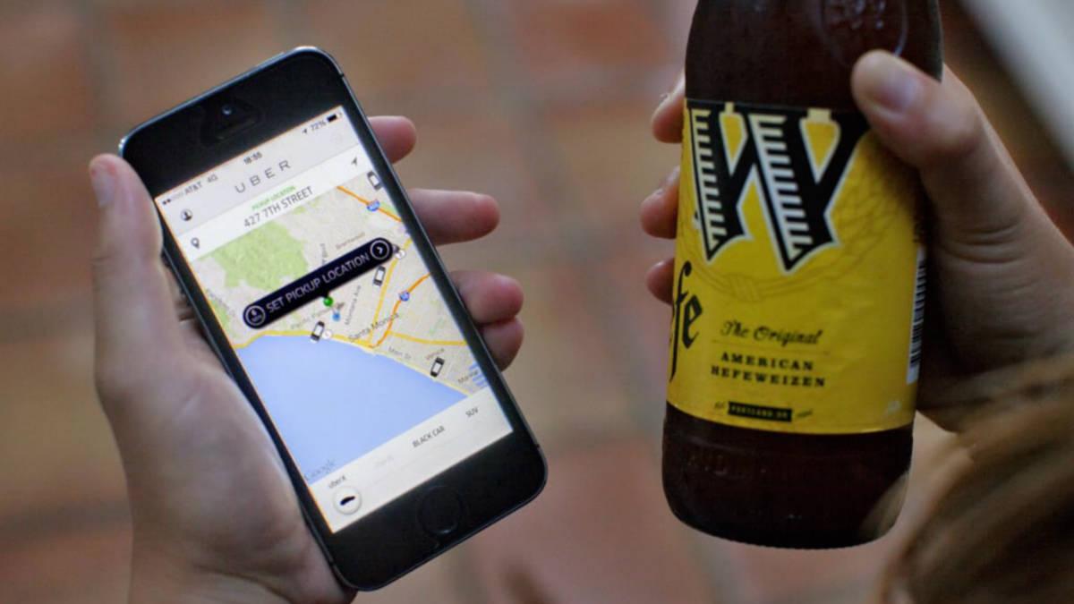 Uber 想用人工智能识别你是不是喝醉了