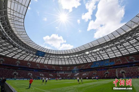 克宫:普京将出席世界杯开幕式并观看揭幕战