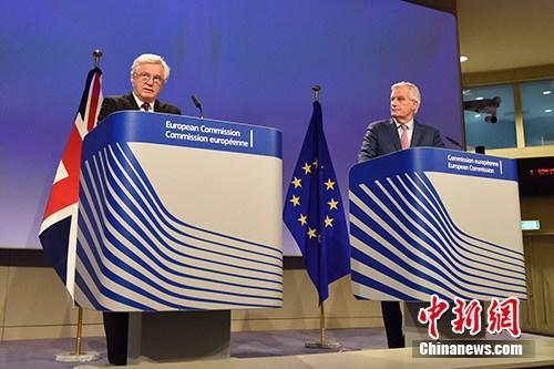 英国议会通过《退出欧盟法案》
