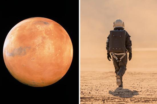 火星缺氧问题有解决方案了 蓝藻细菌能变