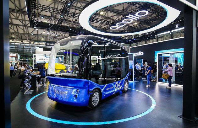 百度携手现代等车企 合作自动驾驶与交互智能化