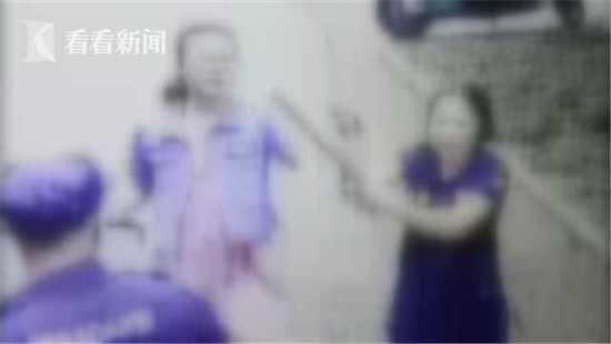 女业主小区采摘杨梅遭劝阻 拿起木棍暴打保安
