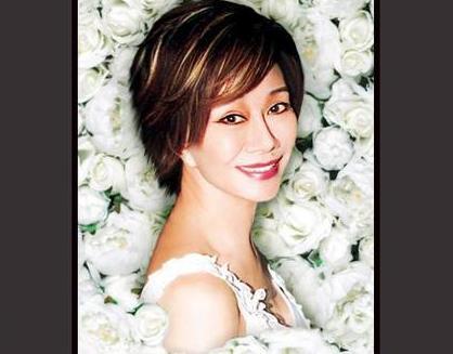 一代才女林燕妮遗照曝光 短发造型露灿烂笑容