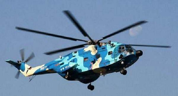 专家:新型直-8很适合登陆夺岛,可以在很短时间内飞越台湾海峡