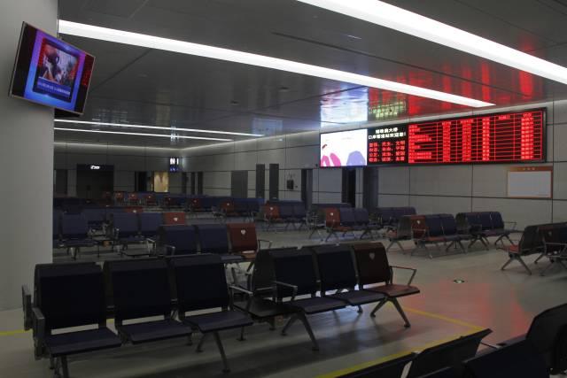 港珠澳大桥珠海口岸客运站通过验收!车站、车票都曝光了