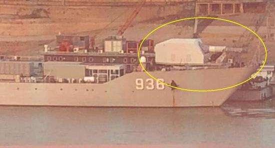 中国电磁轨道炮开始量产?或装备第二批055大驱