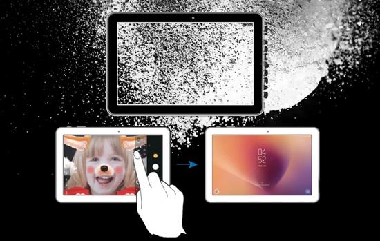 三星Galaxy Tab Advanced 2细节曝光