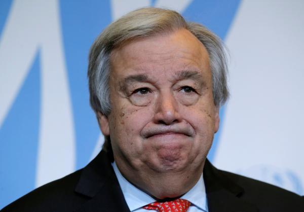 古特雷斯:对美国退出联合国人权理事会表示遗憾