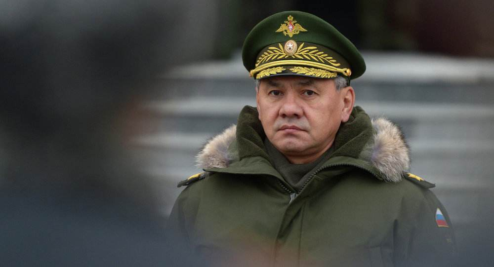 俄国防部长:北约在俄边境增兵 俄将做对称回应