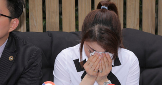 遭前男友传不雅影片威胁 杨丽菁公开哭求:放过我