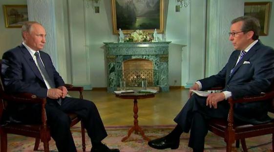 普京接受美媒专访:西方孤立俄罗斯的努力失败了!并且永远无法成功!