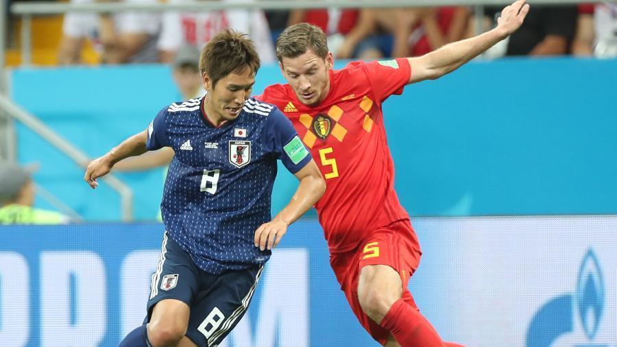 """""""红蓝决"""",日本队靠什么把比利时队逼入绝境?"""
