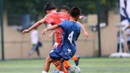 """一群足球少年的""""世界杯"""""""