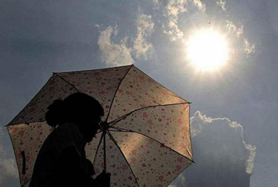 """""""玛莉亚""""预计将于后日登陆 广州将有35℃高温"""