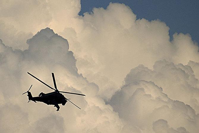 美直升机在维州坠毁撞上民宅 导致一人死亡