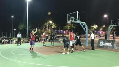 小篮球联赛降低篮球发展门槛