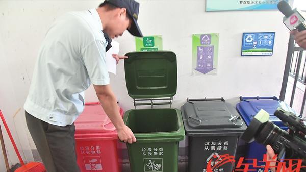 别当耳边风! 广州开启垃圾分类立法后首轮执法