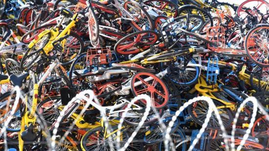 首例共享单车破产案:小鸣单车欠5540万账面仅35万