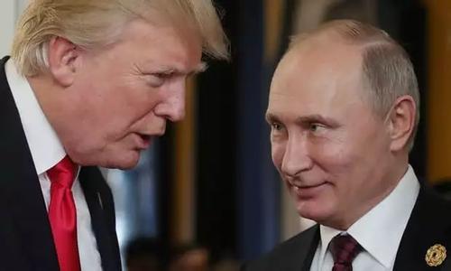"""特朗普赴会北约再见普京 盟友劝告""""分清敌友"""""""