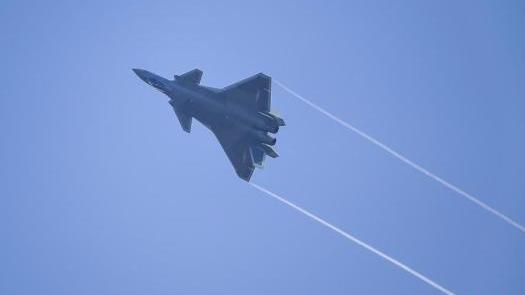 歼—20战斗机研发团队:默默作奉献 祖国知道我