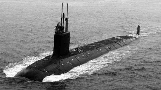 美海军将打造史上最安静核潜艇 或于2021年面世