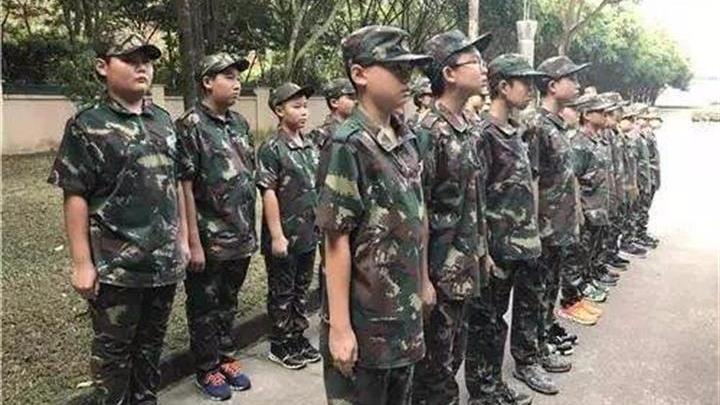 第十四届香港青少年军事夏令营开营 扩大招生范围